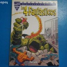 Cómics: COMIC DE LOS 4 FANTASTICOS EXCELSIOR AÑO 1999 Nº 01 DE COMICS FORUM. Lote 222423025