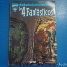 Cómics: COMIC DE LOS 4 FANTASTICOS EXCELSIOR AÑO 1999 Nº 02 DE COMICS FORUM. Lote 222423232