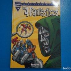 Cómics: COMIC DE LOS 4 FANTASTICOS EXCELSIOR AÑO 1999 Nº 03 DE COMICS FORUM. Lote 222423322