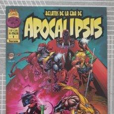 Cómics: RELATOS DE LA ERA DE APOCALIPSIS. NUMERO UNICO. COMICS FORUM 1997. Lote 222430611