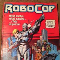 Cómics: COMIC DE ROBOCOP VERSION OFICIAL EN COMIC DE LA PELÍCULA. Lote 222435958