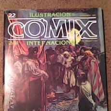 Cómics: COMIC DE ILUSTRACION COMIX INTERNACIONAL Nº 22. Lote 222436985
