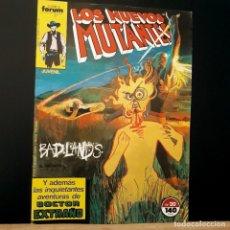 Comics: LOS NUEVOS MUTANTES Nº 20 COMICS FORUM MARVEL. Lote 222474391