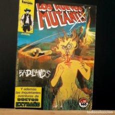 Cómics: LOS NUEVOS MUTANTES Nº 20 COMICS FORUM MARVEL. Lote 222474446