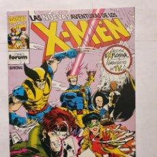 Cómics: LAS NUEVAS AVENTURAS DE LOS X-MEN VOL. 1 # 1 (FORUM) - 1994. Lote 222508343