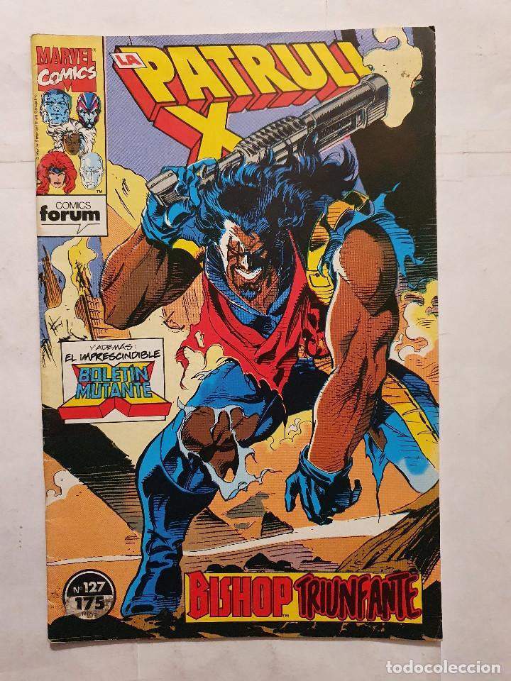 LA PATRULLA-X VOL. 1 # 127 / FORUM - MARZO 1993 (Tebeos y Comics - Forum - Patrulla X)