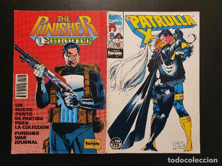 Cómics: LA PATRULLA-X VOL. 1 # 128 / FORUM - ABRIL 1993 - Foto 2 - 257600925