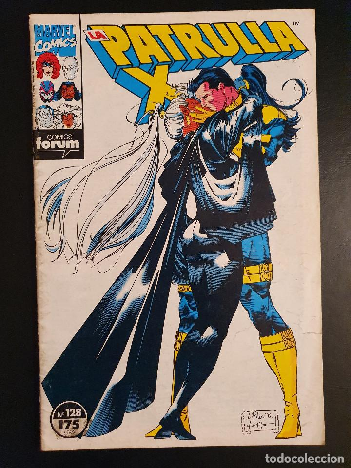 LA PATRULLA-X VOL. 1 # 128 / FORUM - ABRIL 1993 (Tebeos y Comics - Forum - Patrulla X)