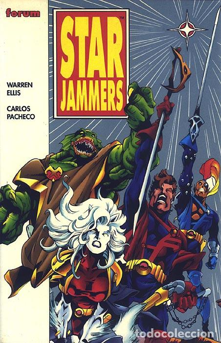 Cómics: STAR JAMMERS ONE SHOT 9 # - Foto 1 - 156505714