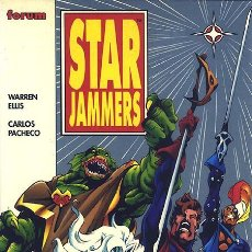 Cómics: STAR JAMMERS ONE SHOT 9 #. Lote 156505714