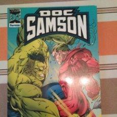 Cómics: DOC SAMSON DOBLE CUERPO - COMIC MARVEL FORUM. Lote 222584716