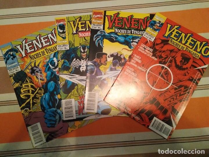 VENENO NOCHES DE VENGANZA COMPLETA - SPIDERMAN COMIC MARVEL FORUM (Tebeos y Comics - Forum - Spiderman)