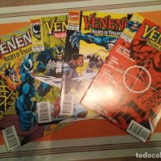 Cómics: VENENO NOCHES DE VENGANZA COMPLETA - SPIDERMAN COMIC MARVEL FORUM. Lote 222589270