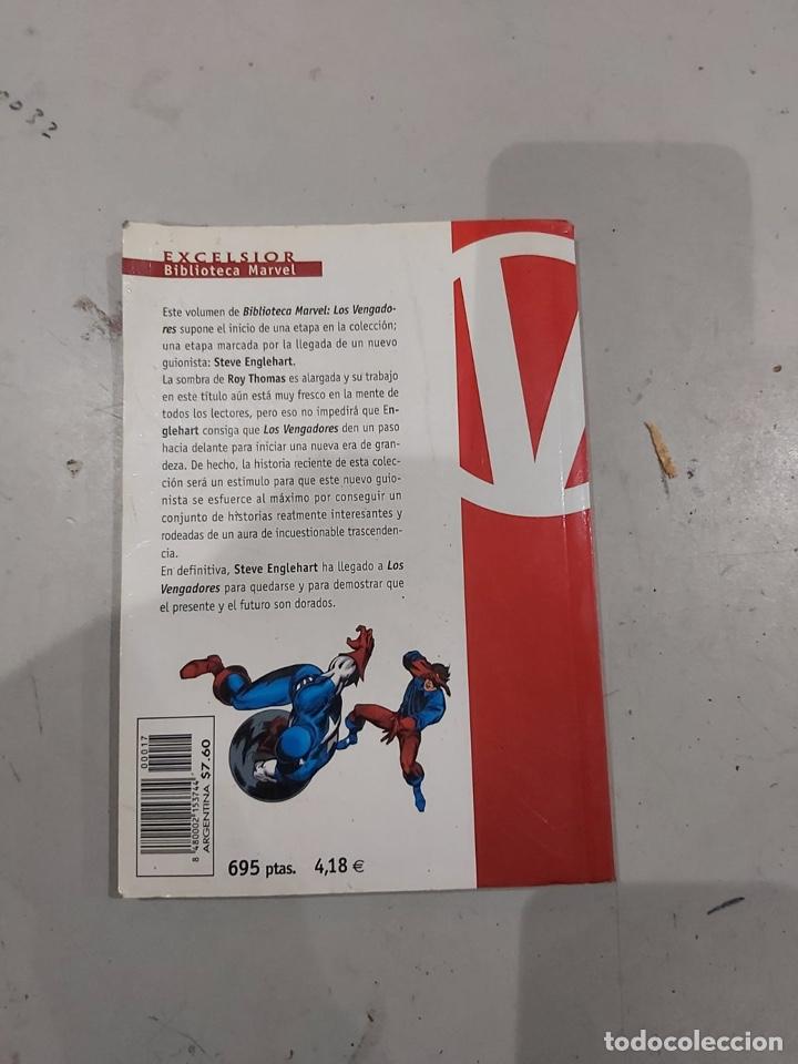 Cómics: LOS VENGADORES, EXCELSIOR BIBLIOTECA MARVEL - LOTE DE 11 EJEMPLARES - Foto 13 - 222637600