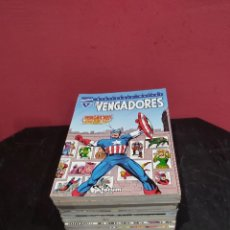 Cómics: LOS VENGADORES, EXCELSIOR BIBLIOTECA MARVEL - LOTE DE 11 EJEMPLARES. Lote 222637600