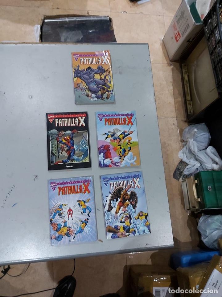 Cómics: Lote de de 5 t omos Patrulla X Patrulla-X Excelsior Biblioteca Marvel .los números en fotos - Foto 2 - 222644091