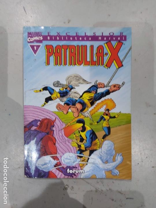 Cómics: Lote de de 5 t omos Patrulla X Patrulla-X Excelsior Biblioteca Marvel .los números en fotos - Foto 3 - 222644091