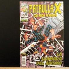 Cómics: PATRULLA X Nº 19 FORUM MARVEL COMICS LOS AÑOS PERDIDOS. Lote 222644871