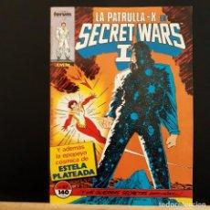 Cómics: LA PATRULLA X EN SECRET WARS I Nº 47 COMICS FORUM MARVEL. Lote 222646167