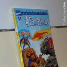 Cómics: BIBLIOTECA MARVEL EXCELSIOR LOS 4 FANTASTICOS Nº 19 - FORUM OFERTA. Lote 222693190