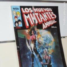 Cómics: LOS NUEVOS MUTANTES ANNUAL ESPECIAL PRIMAVERA - FORUM OFERTA. Lote 222705208