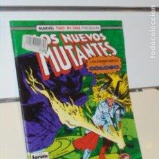 Cómics: MARVEL TWO-IN-ONE LOS NUEVOS MUTANTES Nº 49 - FORUM OFERTA. Lote 222705415