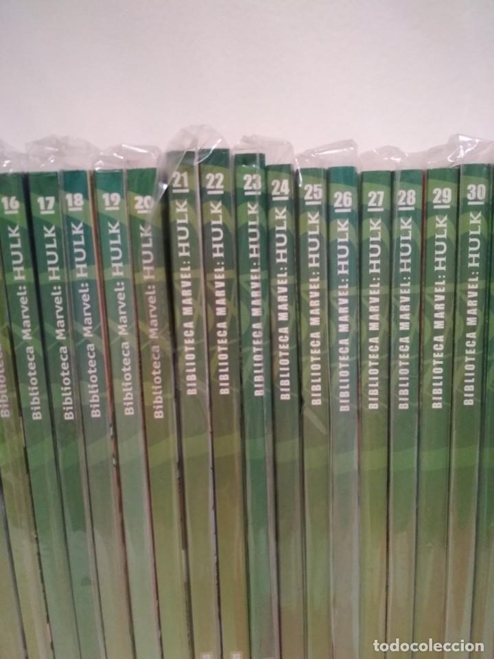 Cómics: Biblioteca marvel EL INCREIBLE HULK COMPLETA envio economico 36 TOMOS planeta forum y panini fotos - Foto 3 - 222717788