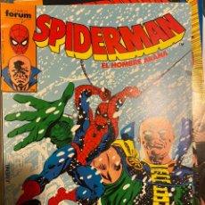 Cómics: SPIDERMAN NÚMERO 83. FÓRUM.. Lote 222735381