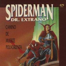 Cómics: SPIDERMAN-DR. EXTRAÑO: CAMINO DE MUERTE POLVORIENTA. COLECCIÓN PRESTIGIO VOL.1 Nº 61 - FORUM.. Lote 222736308