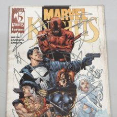 Cómics: MARVEL KNIGHTS Nº 1 / FORUM. Lote 222830991