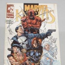 Cómics: MARVEL KNIGHTS Nº 1 / FORUM. Lote 222831053