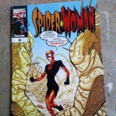 Cómics: SPIDER WOMAN Nº 8 FORUM DIFÍCIL. Lote 222832300
