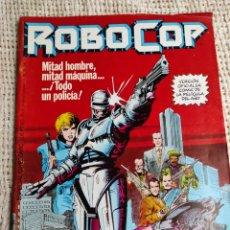 Cómics: ROBOCOP Nº 1 - VERSION EN COMIC DE LAS PELICULA. Lote 222836755