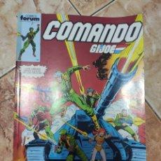 Cómics: COMANDO GIJOE. Lote 222839828