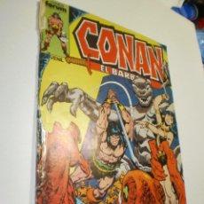 Cómics: CONAN EL BÁRBARO Nº 11 1983 (ESTADO NORMAL, LEER). Lote 222846688