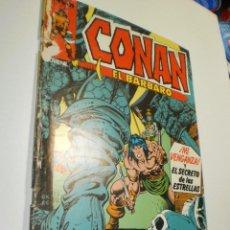 Cómics: CONAN EL BÁRBARO Nº 13 1983 (ESTADO NORMAL, LEER). Lote 222846843