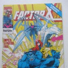 Cómics: FACTOR-X VOL. 1 Nº 51 BUEN ESTADO FORUM MUCHOS EN VENTA, MIRA TUS FALTAS ARX3. Lote 222856083