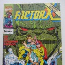 Cómics: FACTOR-X VOL. 1 Nº 52 BUEN ESTADO FORUM MUCHOS EN VENTA, MIRA TUS FALTAS ARX3. Lote 222856098