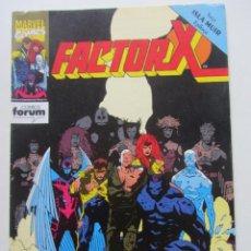 Comics: FACTOR-X VOL. 1 Nº 55 BUEN ESTADO FORUM MUCHOS EN VENTA, MIRA TUS FALTAS ARX3. Lote 222856165