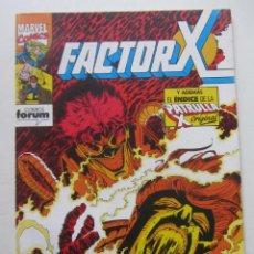 Cómics: FACTOR-X VOL. 1 Nº 66 BUEN ESTADO FORUM MUCHOS EN VENTA, MIRA TUS FALTAS ARX3. Lote 222856236