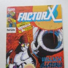 Cómics: FACTOR-X VOL. 1 Nº 72 BUEN ESTADO FORUM MUCHOS EN VENTA, MIRA TUS FALTAS ARX3. Lote 222856250