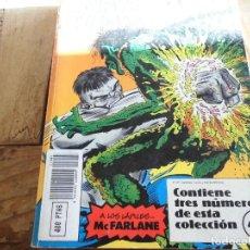 Comics: ALPHA FLIGHT LA MASA 3 NUMEROS 51 52 53 RETAPADO FORUM. Lote 222930315