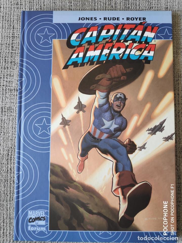 CAPITAN AMERICA EL PRECIO DE LA GLORIA COMICS FORUM (Tebeos y Comics - Forum - Capitán América)