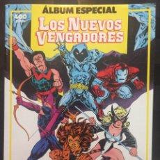 Comics: LOS NUEVOS VENGADORES VOL.1 ÁLBUM ESPECIAL CON DOS NÚMEROS EXTRA .. Lote 222992181