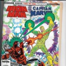 Cómics: COMIC MARVEL - IRON MAN - Nº 51. Lote 222994973