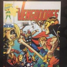 Comics: LOS VENGADORES VOL.3 N.6 LOS MAYORES FRAUDES DE LA TIERRA ( 1998/2005 ).. Lote 223000916