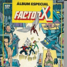 Cómics: COMIC, FACTOR X. ALBUM ESPECIAL PRIMAVERA, VERANO. Lote 223032032