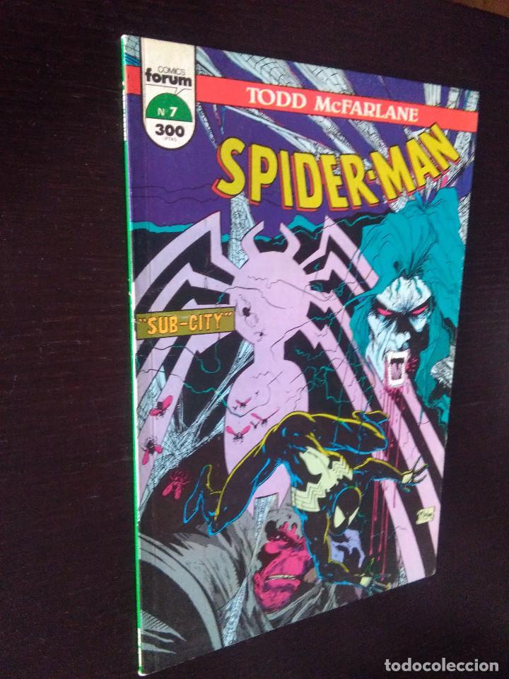 SPIDERMAN 7 TODD MC FARLANE -FORUM (Tebeos y Comics - Forum - Prestiges y Tomos)