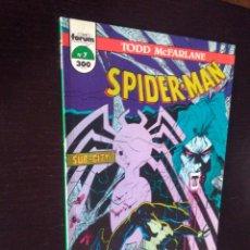 Cómics: SPIDERMAN 7 TODD MC FARLANE -FORUM. Lote 223227658