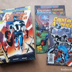 Comics: CAPITÁN AMÉRICA VOL 4 HEROES RETURN - 1 A 27 COMPLETA + ESPECIAL 1999 Y ANUAL 2000 - FORUM. Lote 223262815